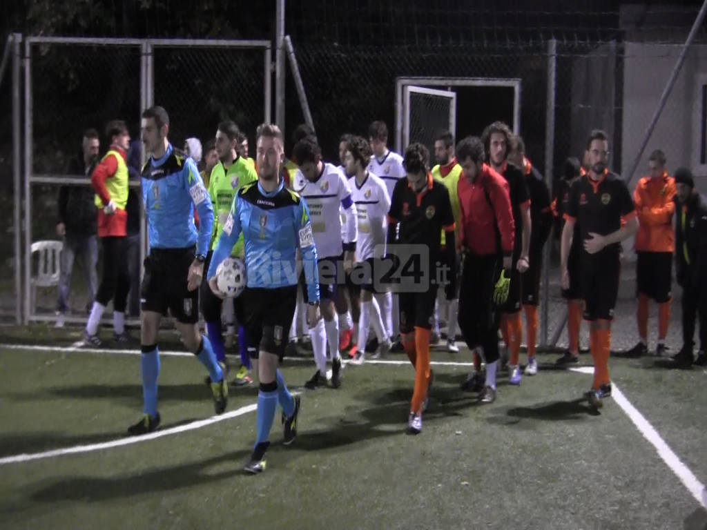Atletico San Lorenzo-Città Giardino Marassi 2-6