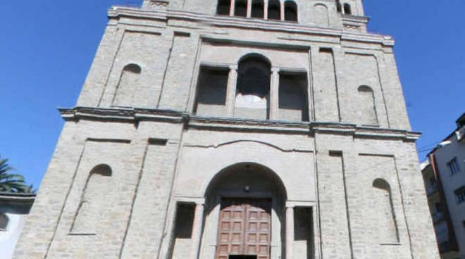 chiesa di San Giuseppe e Sant'Antonio ad Arma di Taggia