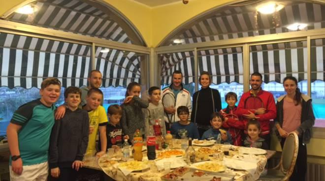 Auguri Di Natale Tennis.Gli Auguri Di Natale Al Circolo Tennis Ventimiglia Riviera24