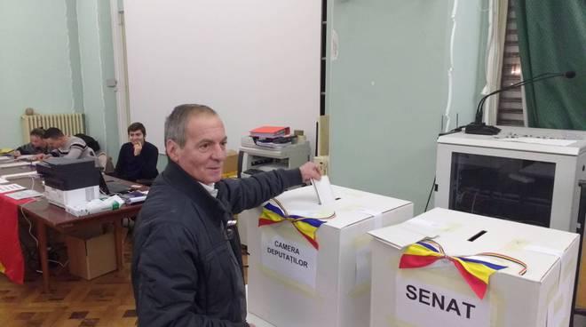 Elezioni in Romania, seggi a Sanremo
