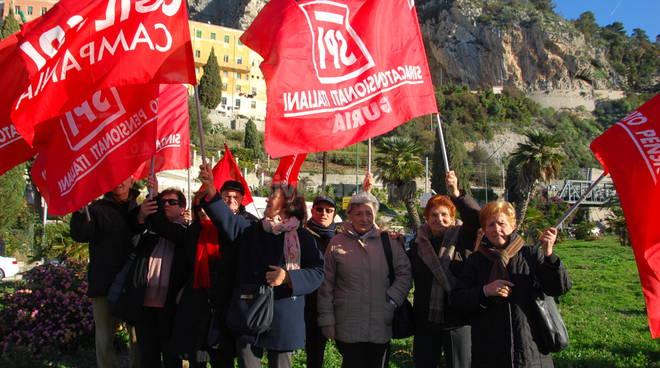 Manifestazione Cgil
