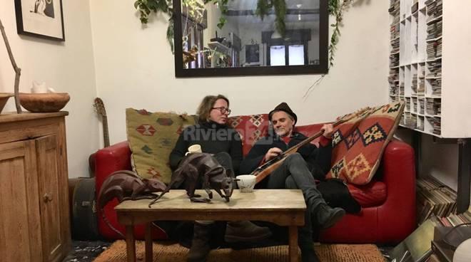 Riviera24 - Alex Smith e Sophie Dickens