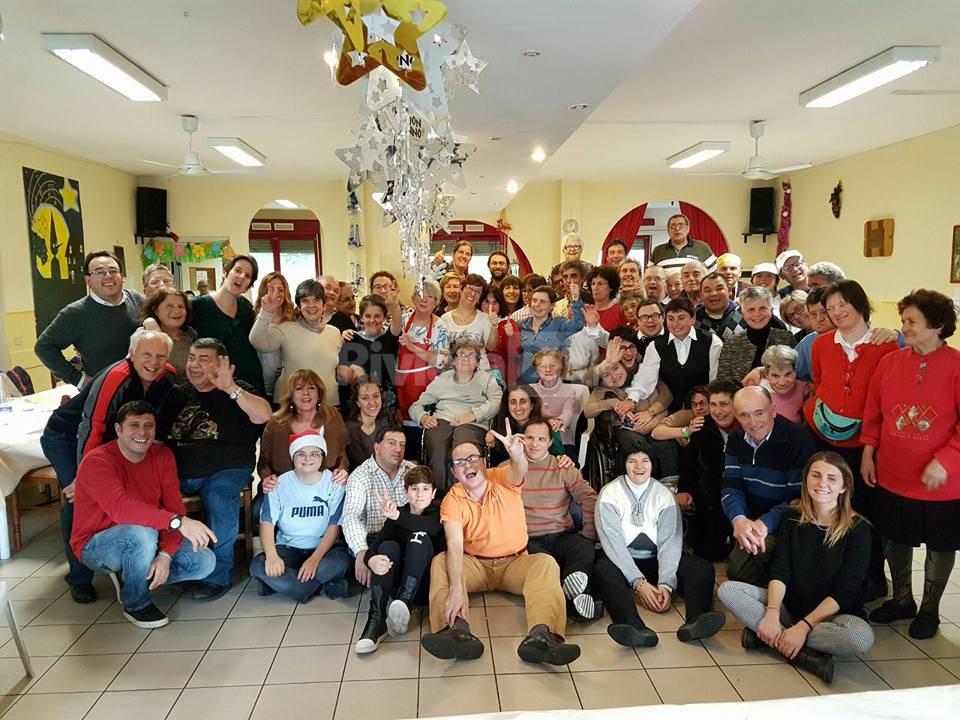 Riviera24 - Aquilone, Anffas e Spes auguri Natale 2016