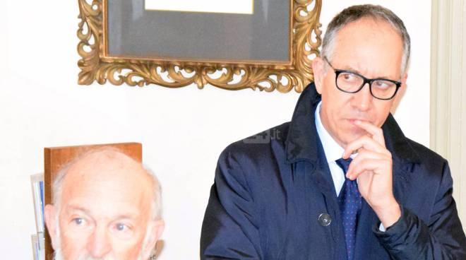 riviera24 - Biancheri incontra istituzioni e professori da Nizza nobel