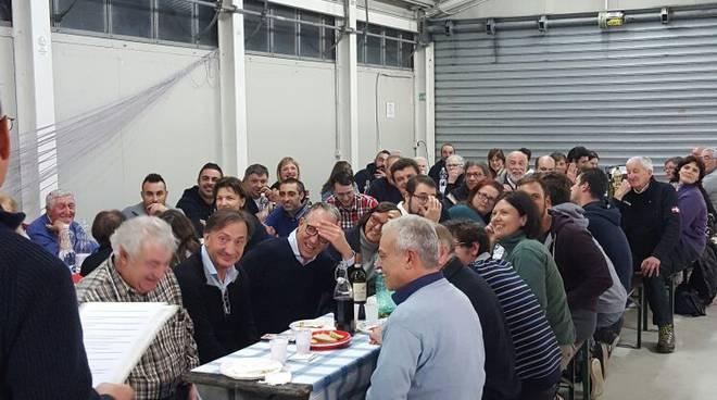 riviera24 -  Cena della protezione civile di Sanremo