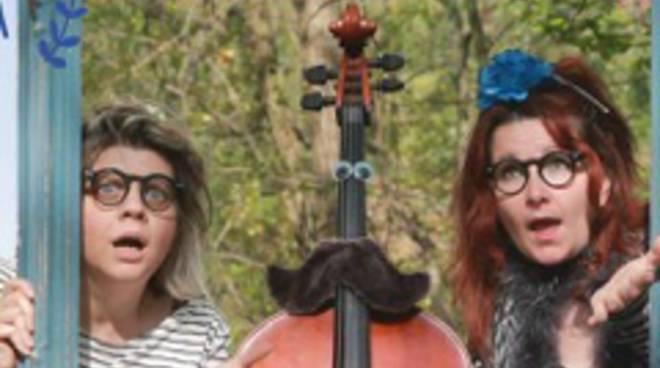 riviera24 - Concerto Jouet_Paola Lombardo e Paola Torsi