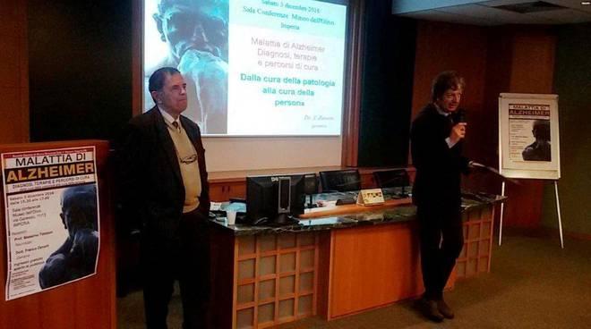 riviera24 - Conferenza sull'Alzheimer a Imperia