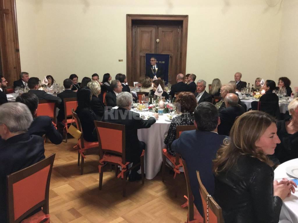 Riviera24 - Conviviale natalizia del Rotary Club Sanremo Hanbury
