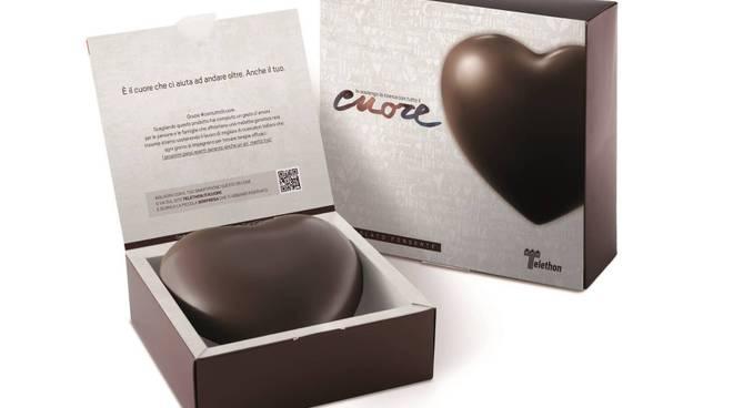 riviera24 - Cuore di cioccolato