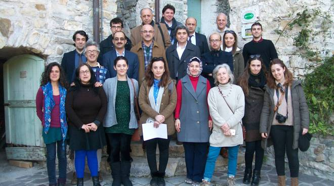 riviera24 - Delegazione di Istanbul a Torri Superiore