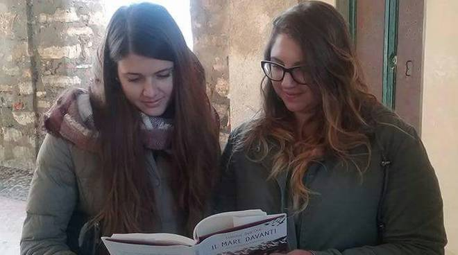 riviera24 - Erminia dell'Oro incontra le classi dell'Istituto Ruffini