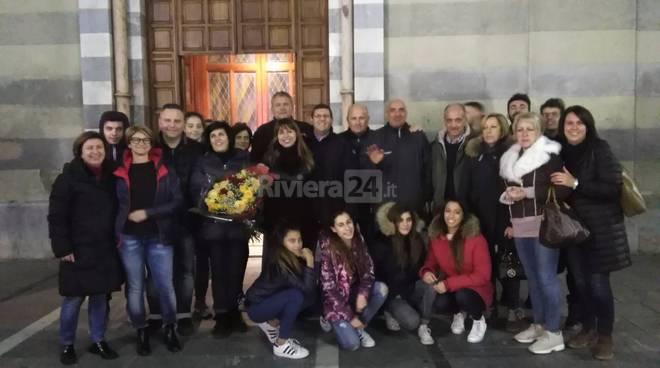 riviera24 - Flash mob a Ventimiglia