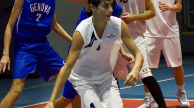 riviera24 - imperia basket under 16
