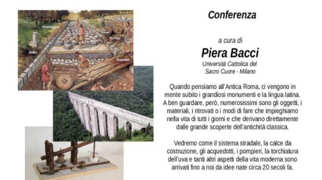 """riviera24 - """"L'eredità di Roma antica nella vita quotidiana del XXI secolo"""""""