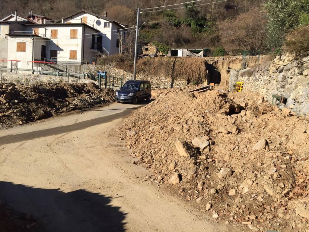 Riviera24, Lovegno,Pieve di Teco, post alluvione