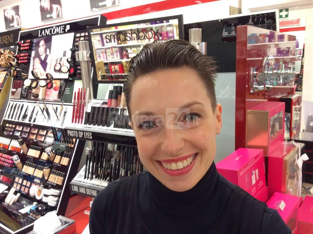Riviera24 - Make up per le feste, La Gardenia, Molo 8.44