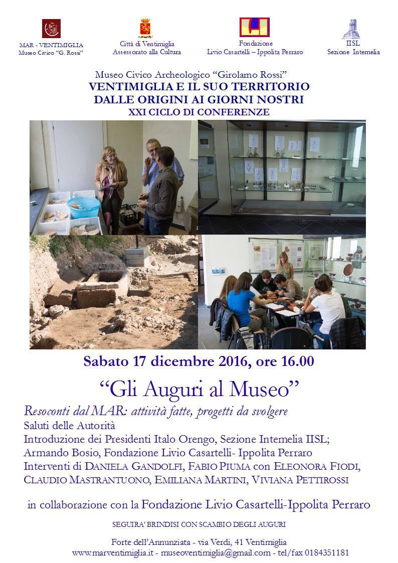 riviera24 - Museo Civico Archeologico Rossi