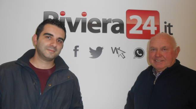 Riviera24 - Riccardo Di Gerlando e Giancarlo Pidutti Sanremo Cinema