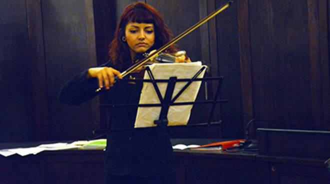 riviera24 - Saggio di Natale dell'Associazione Pantà Musicà
