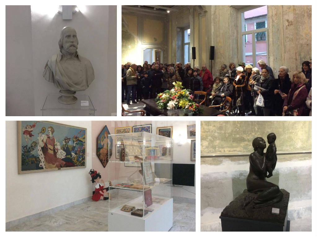 Riviera24 - Sanremo, inaugurazione Palazzo Nota