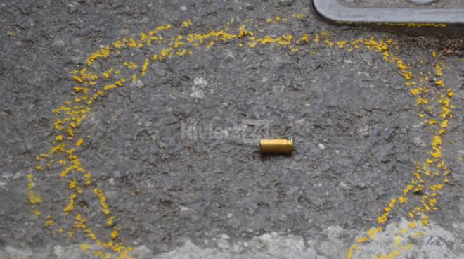 Riviera24 - Sanremo, sparatoria in via Volta