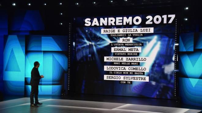 Festival di Sanremo 2017 vallette: brutta smentita per Carlo Conti