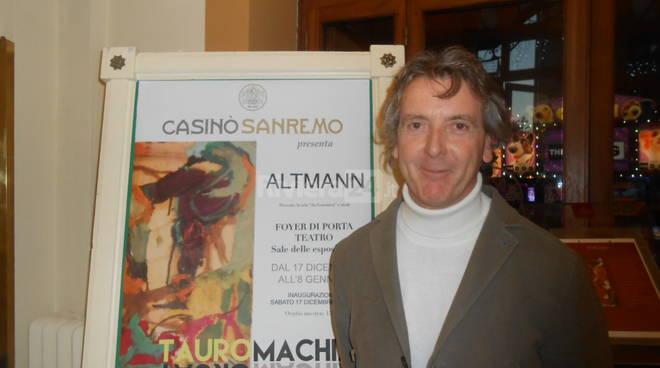 Riviera24 - Tauromachia mostra Roberto Altmann