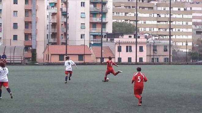 riviera24 - unione sanremo calcio femminile