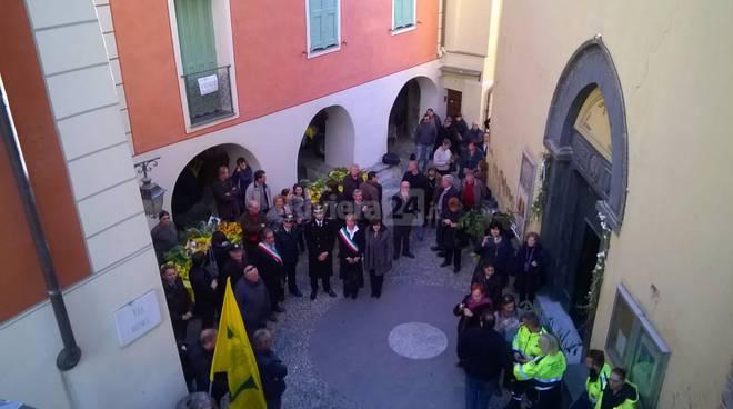 riviera24 - Vallebona, Festa di ringraziamento degli agricoltori e di Santa Cecilia