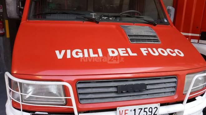 riviera24 - Vigili del fuoco