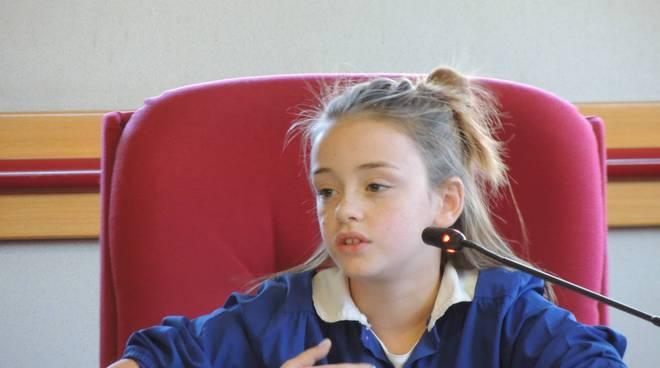 Taggia, consiglio comunale dei ragazzi scuola primaria