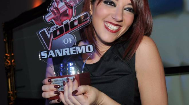 the voice of sanremo