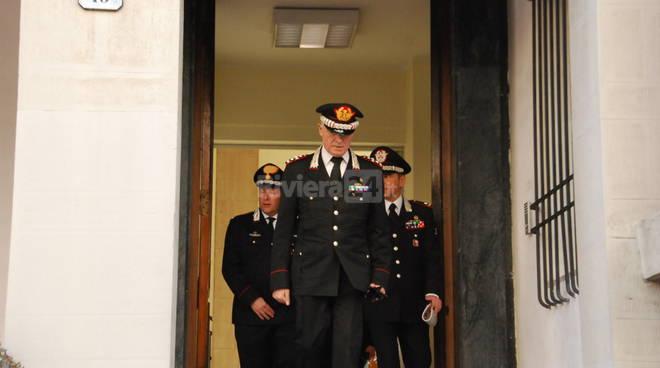 Visita generale Del Sette a Ventimiglia