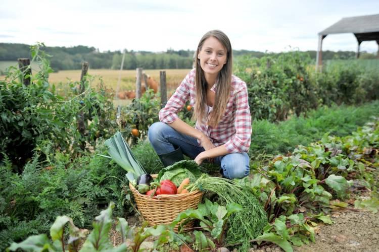 Agricoltura, giovani, biologico