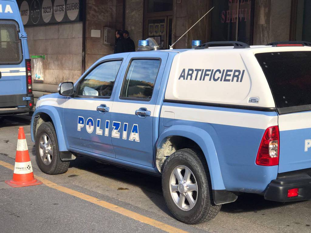 Firenze, falso allarme bomba a Pitti Uomo