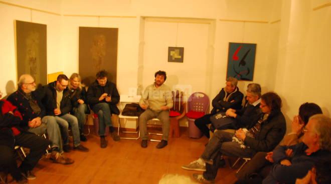 Bordighera riunione Sinistra Italiana