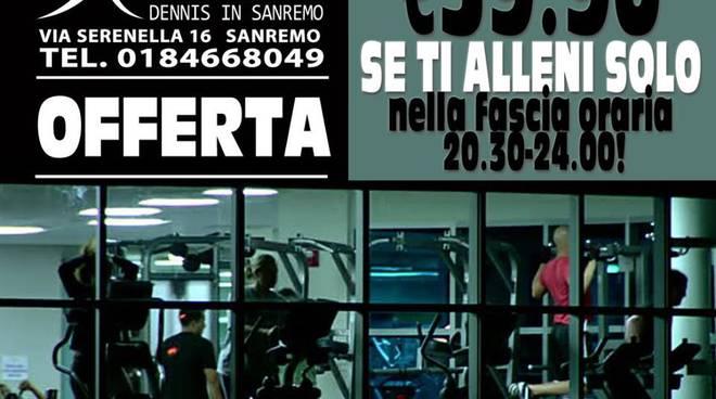 DPlanet, palestra Sanremo, rubrica #nonsolofitness