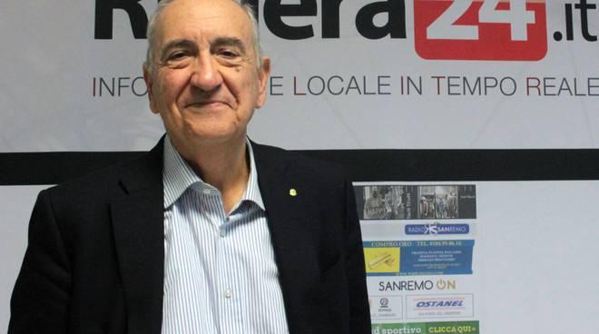 Franco Formaggini, Rotary Club Sanremo