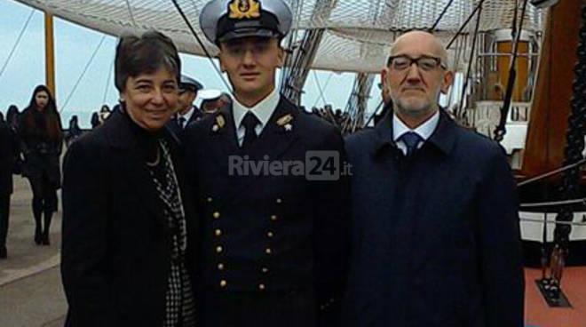 Luca Maria Filippo Accademia Navale di Livorno