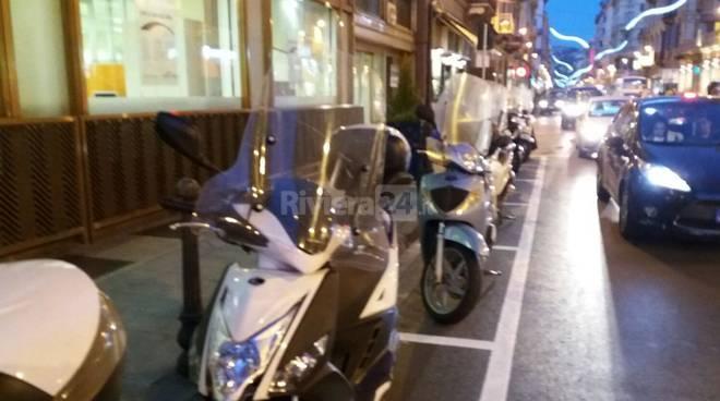parcheggi via roma