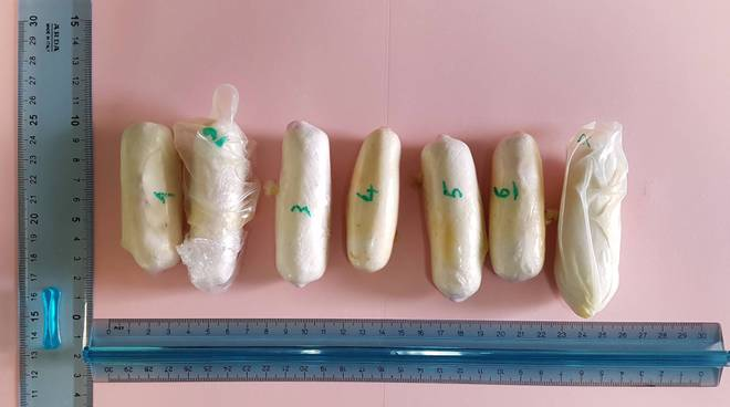 riviera 24 - ovuli cocaina