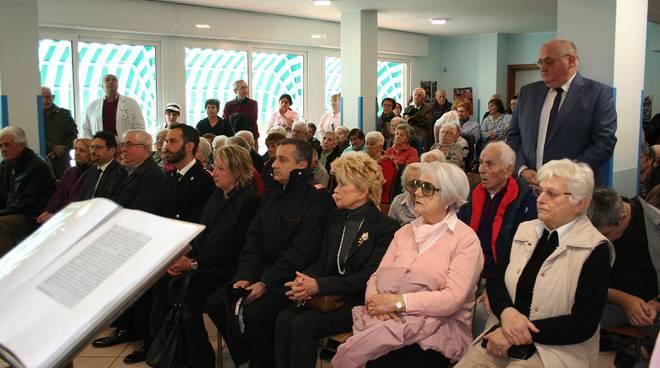 riviera24 - 20° anniversario dell'apertura della RSA Casa Rachele