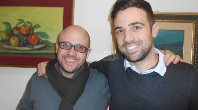 Riviera24 - Alessandro Condò e Marco Gallo