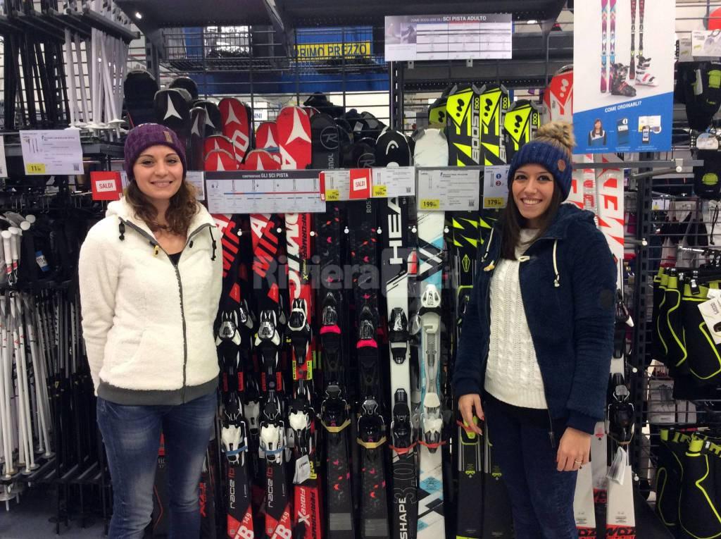 Riviera24 - Articoli da sci, Decathlon, Molo 8.44