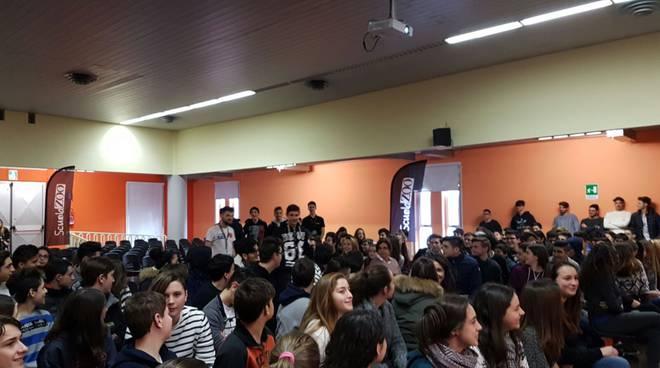riviera24 - Assemblea  ScuolaZoo a Imperia