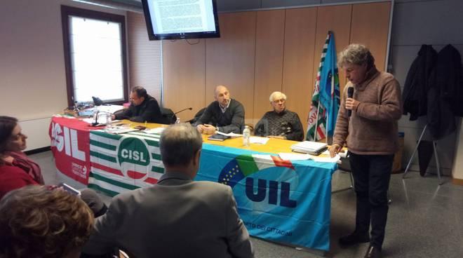 riviera24 - Assemblea unitaria territoriale di CGIL, CISL e UIL