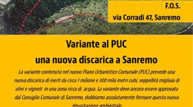 riviera24 - Evento di M5S contro Puc