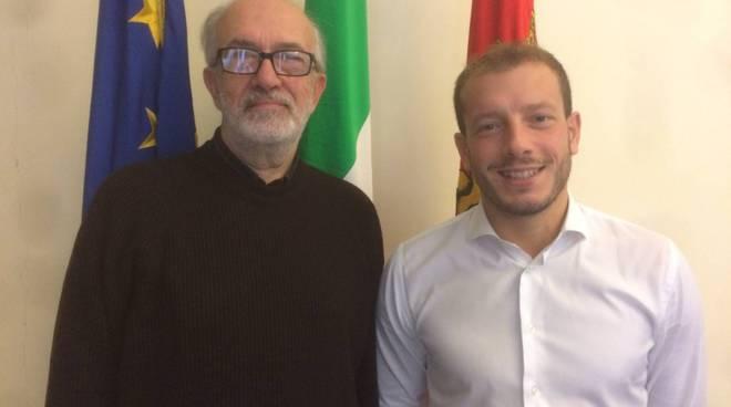 riviera24 - Franco Faraldi e Enrico Ioculano