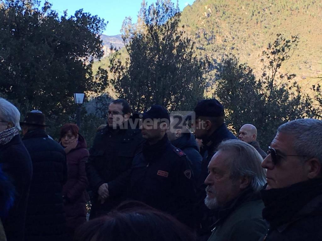 riviera24 - Funerale di Luciano Guglielmi