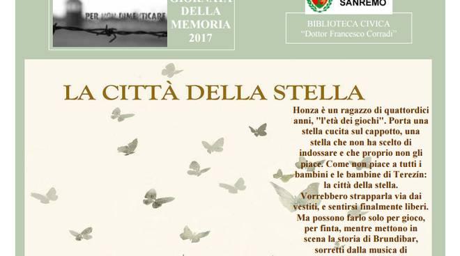 riviera24 - Giornata della Memoria a Sanremo